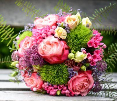 Schnittblumen oder Event-Floristik